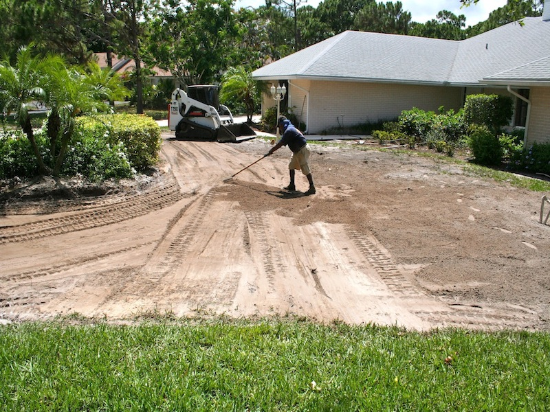 how to clean septic field lines